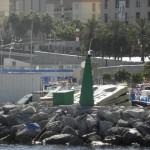 Nº 20672. Explanada Puerto Deportivo